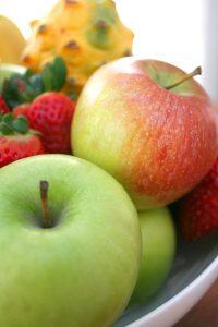 Äpfel sind gesund  - sie schützen auch vor Krebs