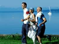 Ausdauerbelastung hilft auch Krebspatienten
